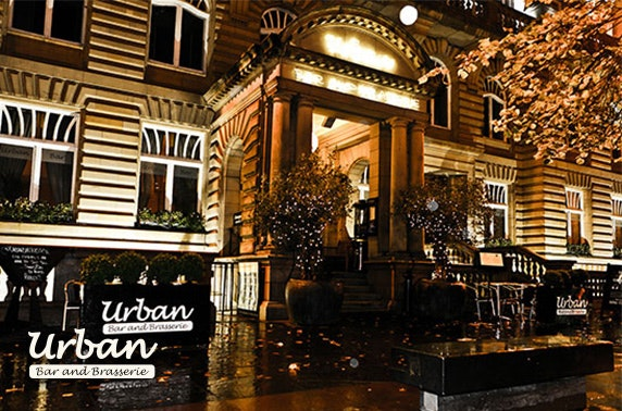 Urban Bar and Brasserie, City Centre