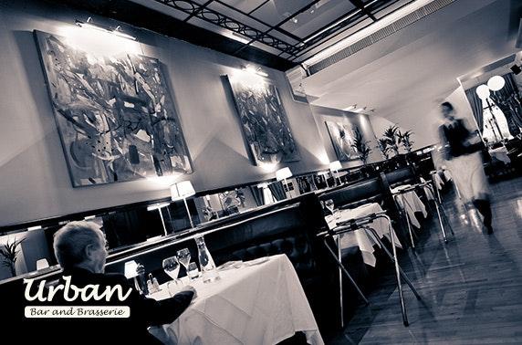 Urban Bar and Brasserie, City Centre
