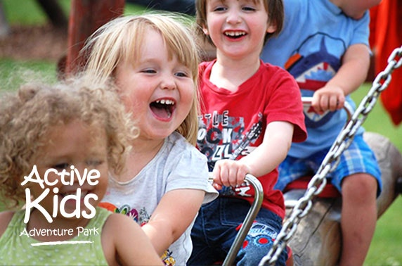 Active Kids Adventure Park tickets