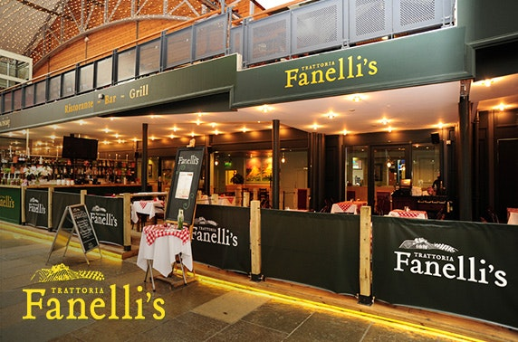Fanelli's Italian dining, Merchant City
