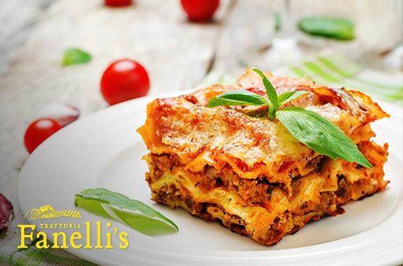 Fanelli's Italian dining, Merchant City