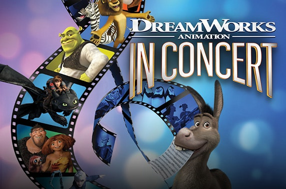 DreamWorks Animation in Concert, The SSE Hydro
