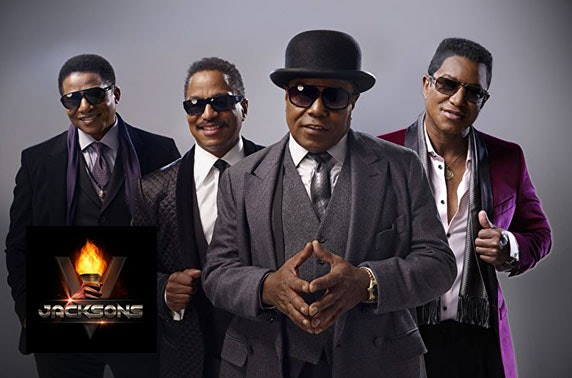 Exclusive pre-sale tix to The Jacksons' 50th Anniversary Tour @ O2 Academy Glasgow