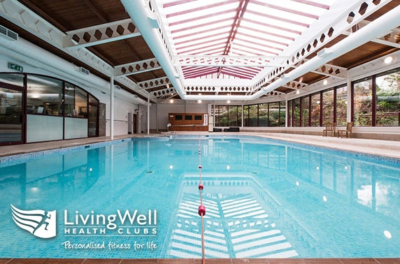 Livingwell membership 4 doubletree by hilton aberdeen treetops itison for Hilton doubletree aberdeen swimming pool