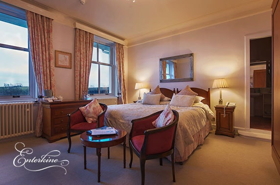 4* Enterkine House stay, Ayr – from £59