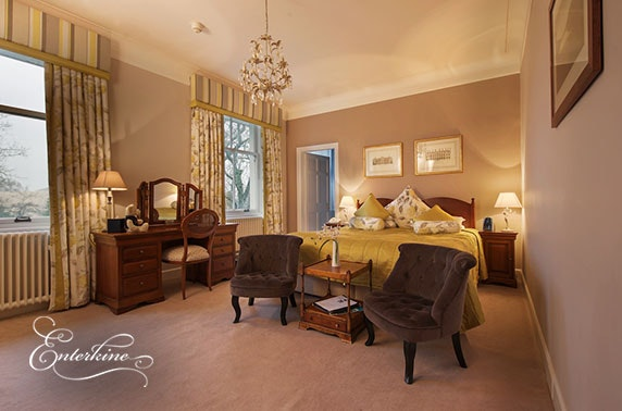 Luxury Ayrshire getaway - from £59