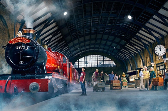 Harry Potter studio tour & hotel