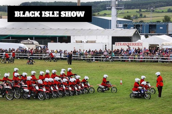 Black Isle Show tickets, Muir of Ord