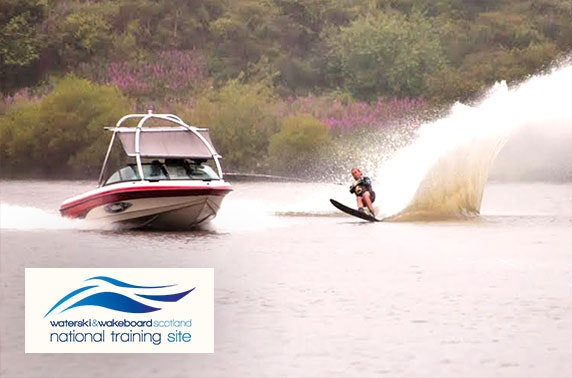 Waterski and wakeboarding lessons