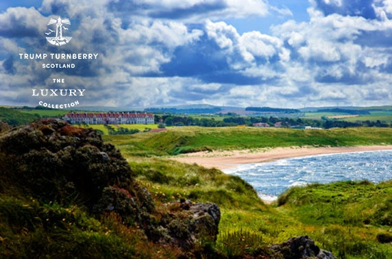 Trump Turnberry villa break