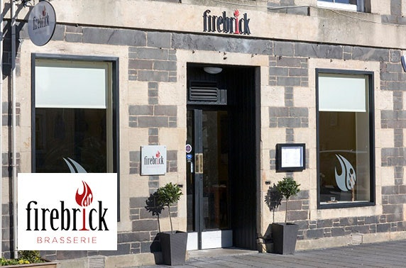 Award-winning Firebrick dining
