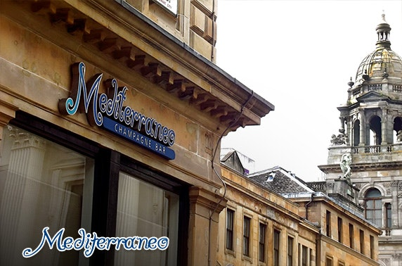 Mediterraneo dining, Merchant City