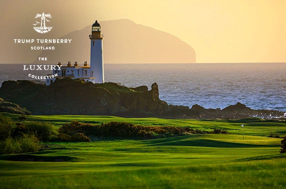 Golf Round  U0026 Lesson  Trump Turnberry  U2013 Itison