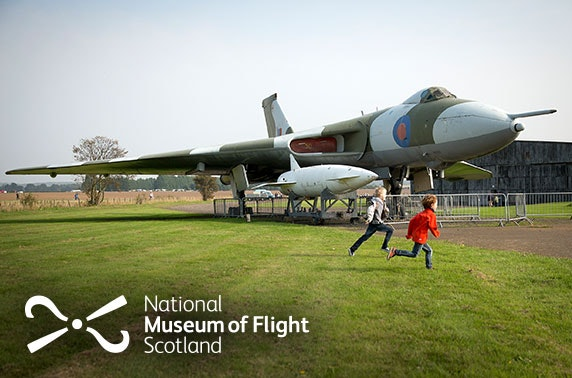 5* National Museum of Flight tickets, East Fortune Airfield