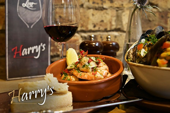 Harry's Bar tapas