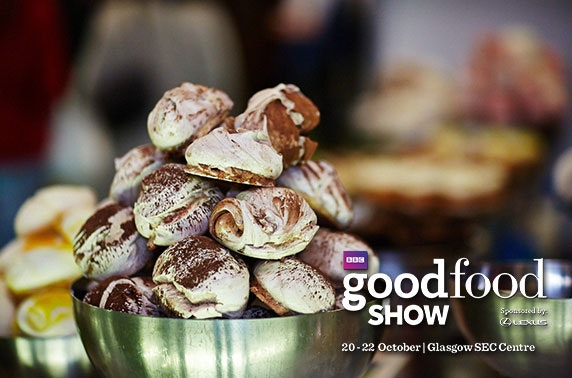The BBC Good Food Show tickets, SEC Centre