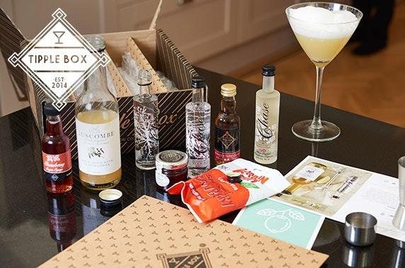 Tipple Box – craft cocktail box subscription