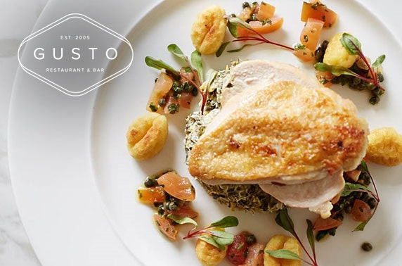 Gusto Prosecco dining, City Centre