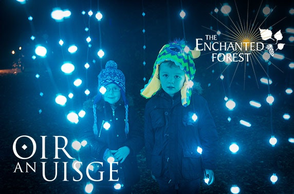 The Enchanted Forest 2017, Pitlochry