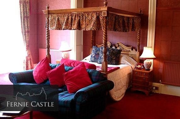 Fernie Castle suite DBB - £159