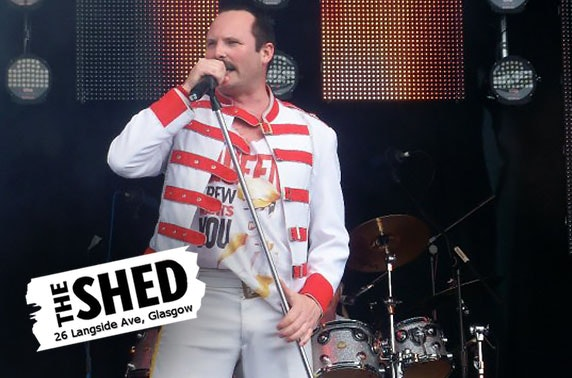 Mercury – a Queen tribute at The Shed