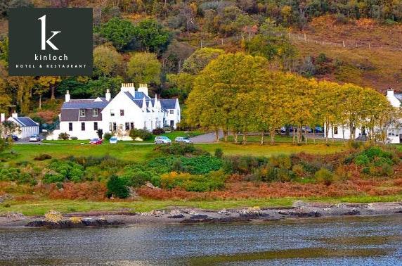 Isle of Skye getaway