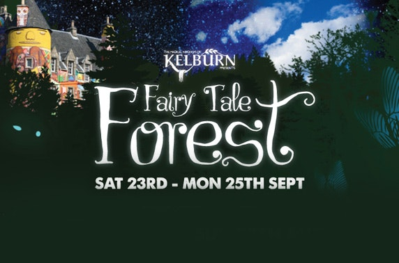 Kelburn Country Centre Fairytale Forest