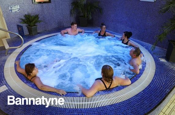 bannatyne spa deals