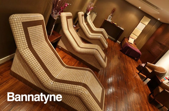 Bannatyne Spa day for two