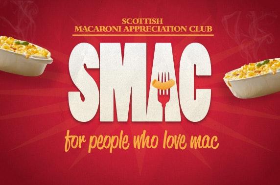 SMAC – Scottish Macaroni Appreciation Club Halloween edition, Sloans
