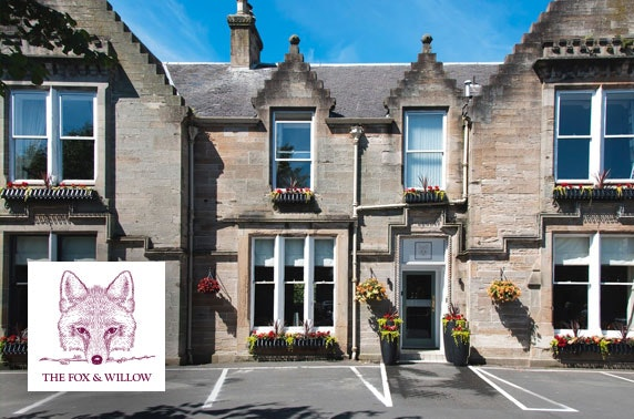 The Fox & Willow DBB, Ayr