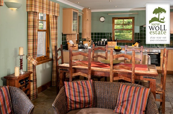 4* luxury lodge 2nt break