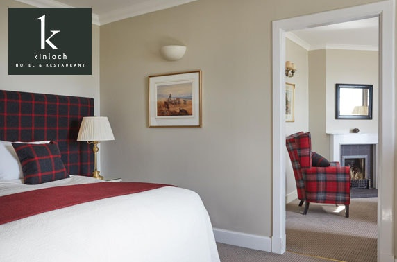 3 AA Rosette Kinloch Lodge stay, Isle of Skye