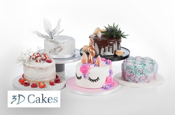 Pleasant 3D Cakes Celebration Cake Messages Itison Funny Birthday Cards Online Hetedamsfinfo