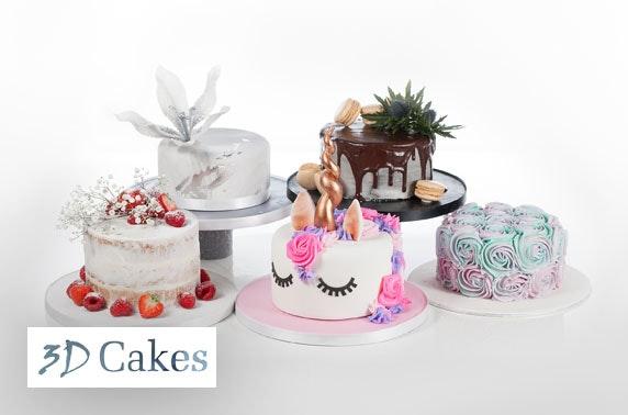 3d cakes celebration cake itison 3d cakes celebration cake publicscrutiny Images