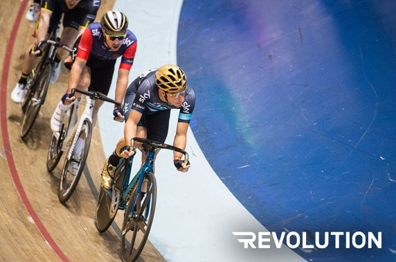 Revolution Champions League at the Sir Chris Hoy Velodrome
