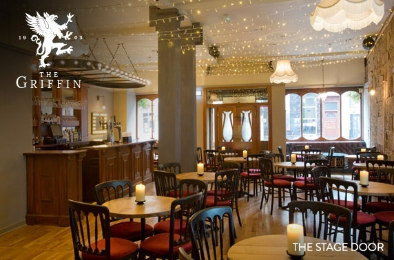 The Griffin private hire, Bath St