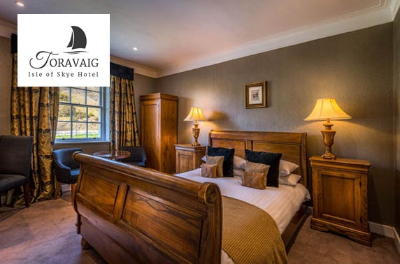 4* Isle of Skye stay