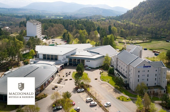 4 luxury lodges at macdonald aviemore resort less than for Luxury hotel for less