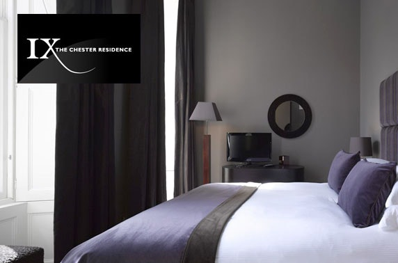 Luxury Edinburgh stay at 5* The Chester Residence