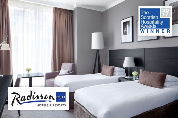 4* Radisson Blu Glasgow