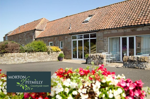 5* self-catering St Andrews break