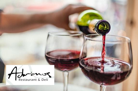 Adriano's Italian & wine, Gosforth