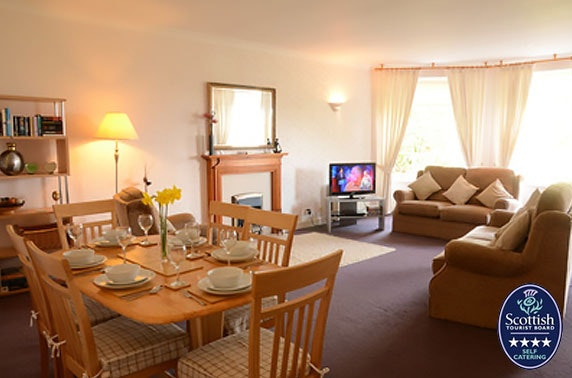 4* Isle of Bute apartments