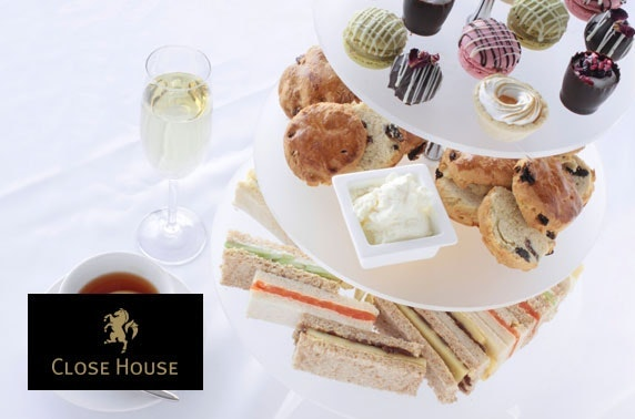 Afternoon tea at Close House