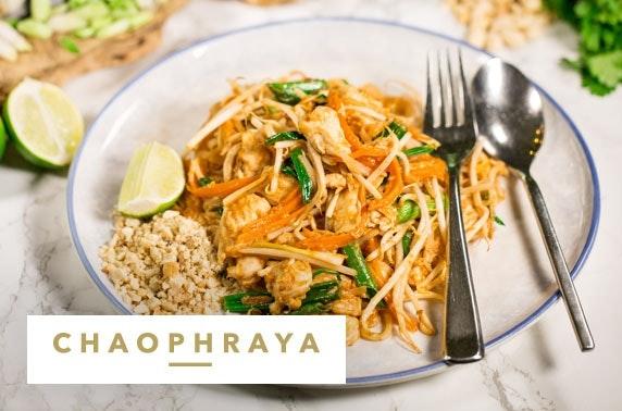 Chaophraya Thai cookery class, Buchanan Street