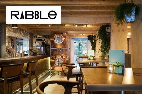 Rabble steaks & drinks, Frederick St