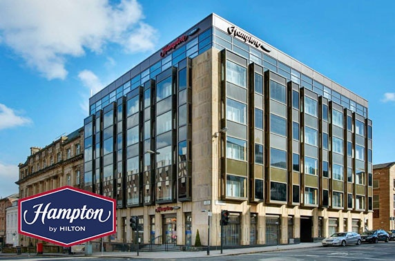 Drinks & nibbles at Hampton by Hilton, City Centre