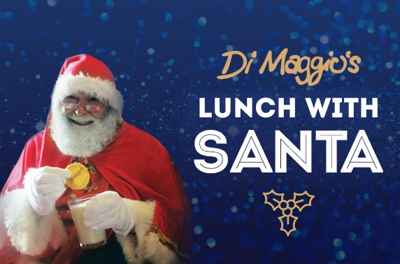 Di Maggio's Hamilton meal with Santa