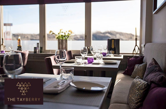 Michelin-recommended The Tayberry fine dining